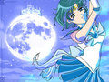 Sailor Mercury - sailor-moon wallpaper