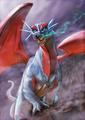 Salamence - dragon-type-pokemon photo