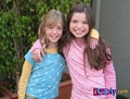 Sam & Carly when they were little