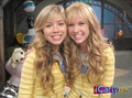 Sam & her look-alike - samantha-puckett photo
