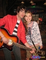 Sam & one of the Plain White T's - samantha-puckett photo