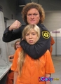 Sam & the prison security guard - samantha-puckett photo