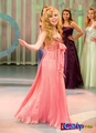 Sam wearing a pink dress - samantha-puckett photo