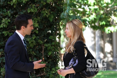 "Sarah In New ""Ringer"" Stills"
