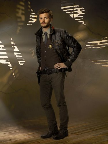 Cast - Promotional foto - Jamie Dornan as Sheriff Graham
