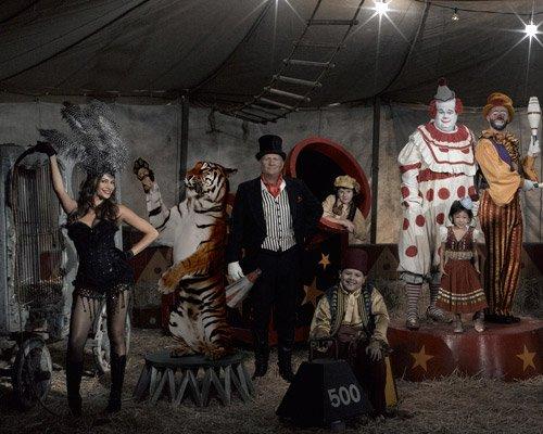 Season 3 - Cast - Promotional các bức ảnh