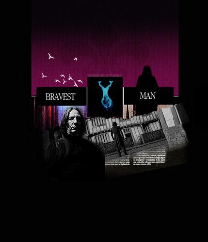 Severus Snape, forever