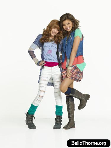 Shake it up! Promo shoots for season 2