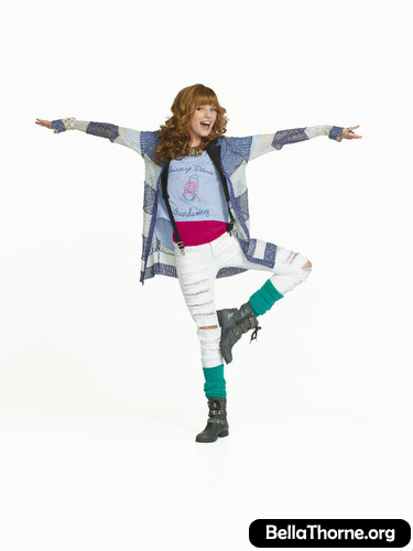 Shake it up! Promo shoots for season 2