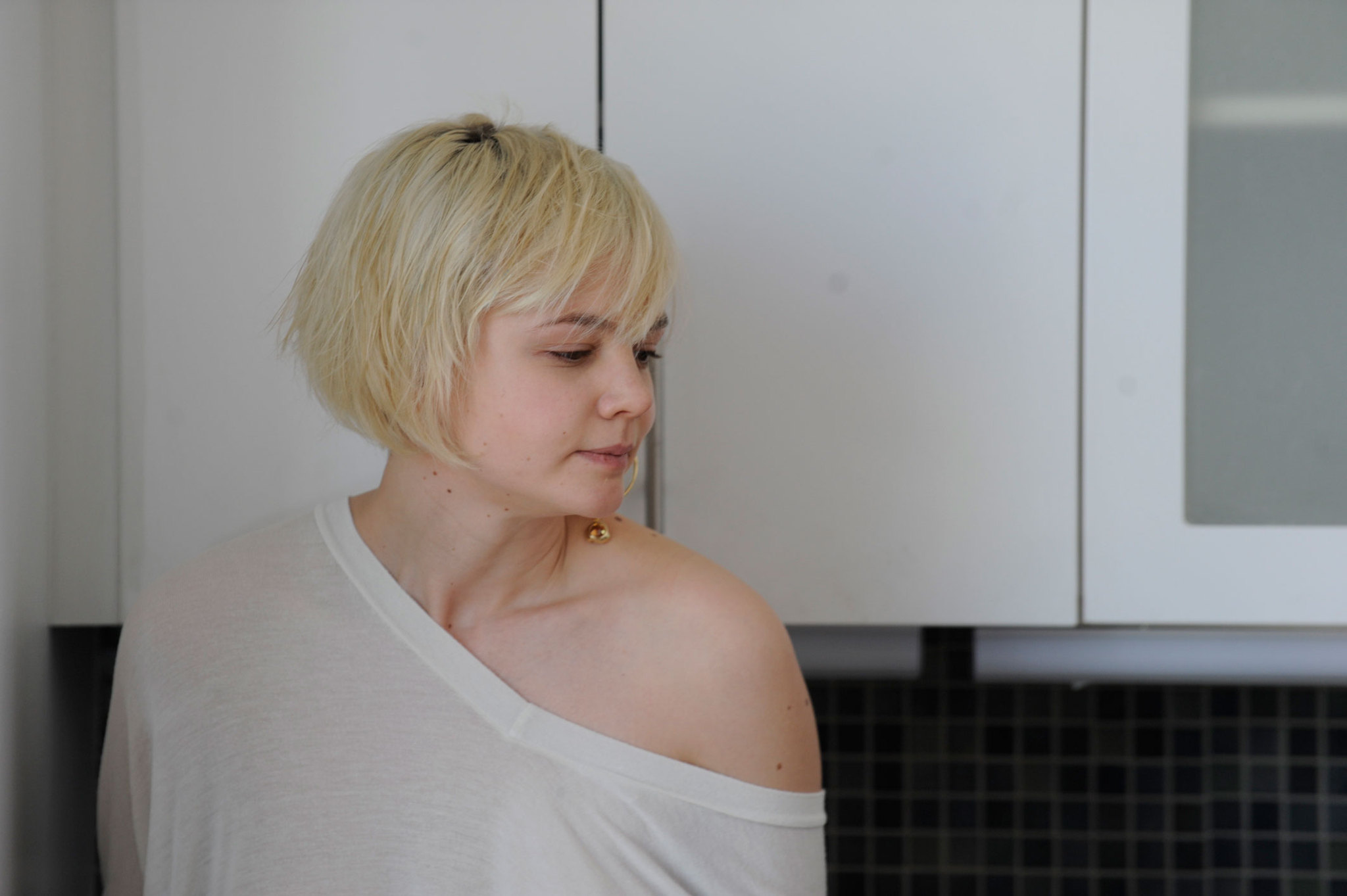 Remarkable topic Carey mulligan tits nice answer