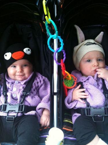 Sienna's Baby Girls!