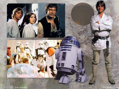 Skywalker wallpaper