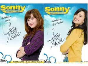 Sonny Munroe Обои containing a portrait titled Sonny Munroe <3
