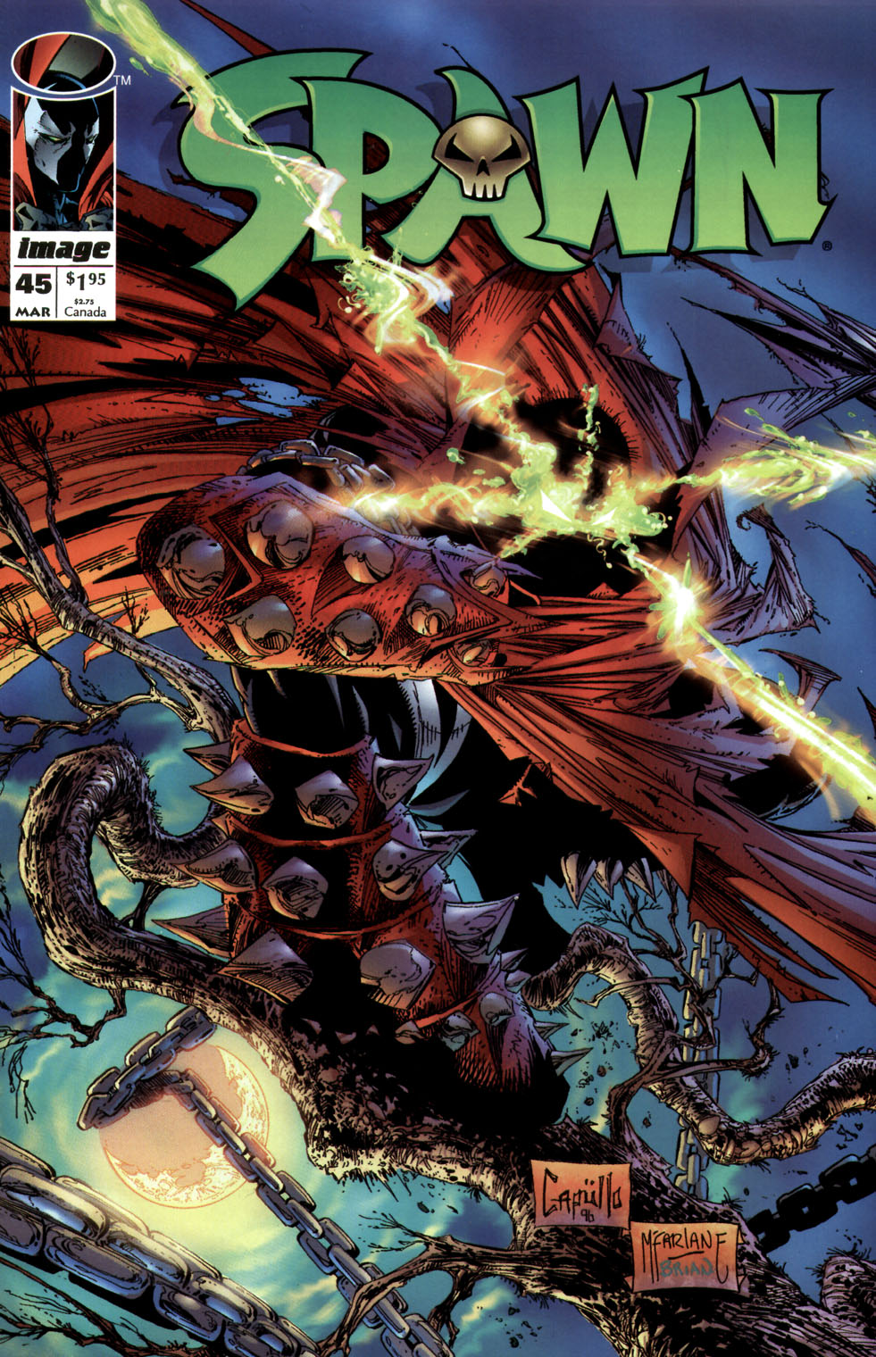 Spawn (Comic) images Spawn HD wallpaper and background photos ...: www.fanpop.com/clubs/spawn-comic/images/25172833/title/spawn-photo