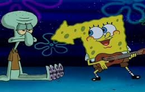 Squidward!.......Good!