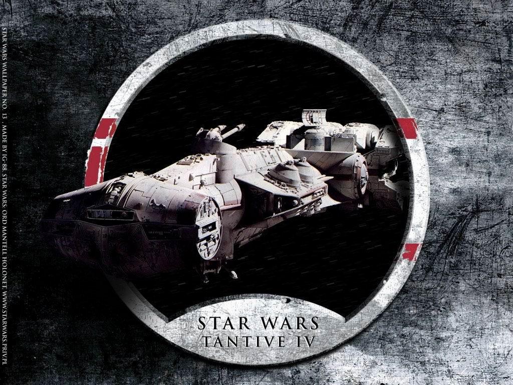 estrella Wars Tantive IV