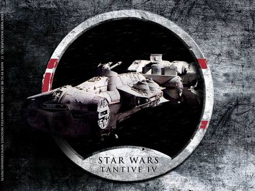 Star Wars Tantive IV