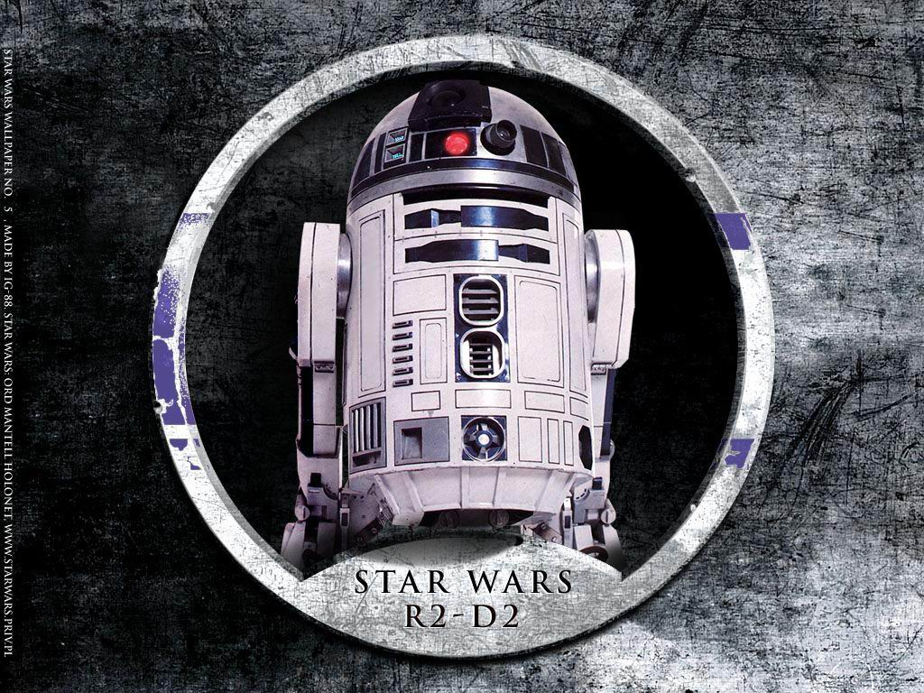 estrela Wars R2D2