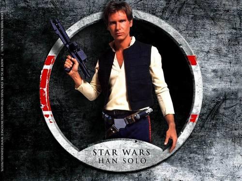 estrella Wars Han Solo