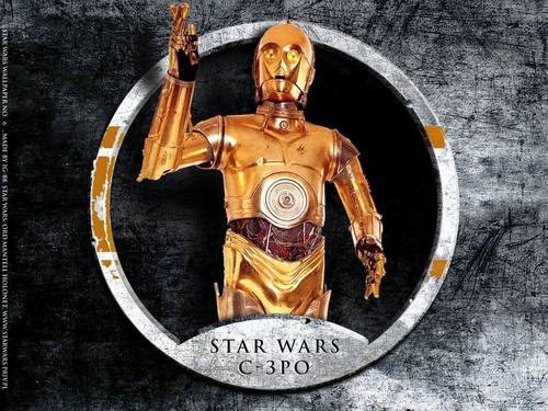 星, つ星 Wars Classic C3PO