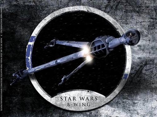 Star Wars wallpaper entitled Star Wars B Wing