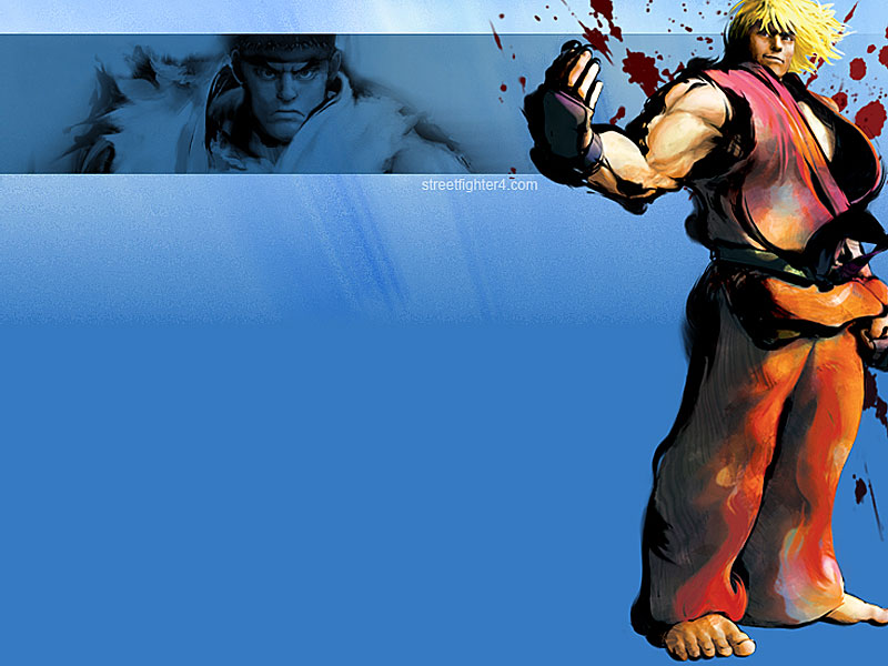 ken street fighter wallpaper - photo #20