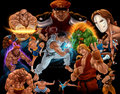 Street fighter - street-fighter fan art