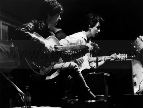 Stuart S. with Beatles