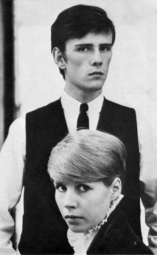 Stuart Sutcliffe And Astrid Kircherr