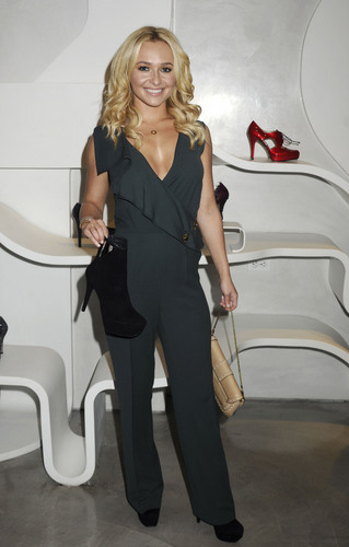 Stuart Weitzman's Fashion's Night Out Event in NYC