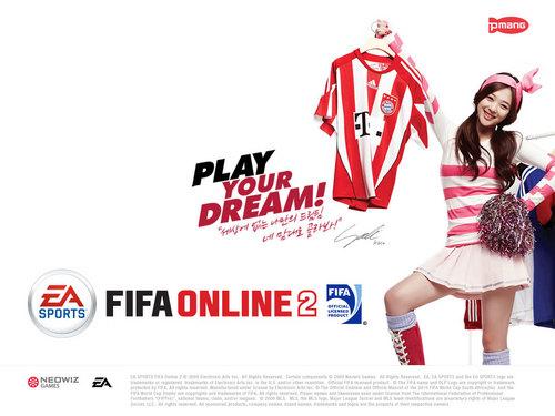 Sulli FIFA ONLINE 2