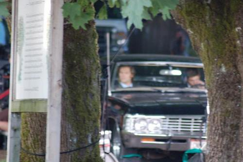 Supernatural - Season 7 - New Set تصاویر from 31st August 2011