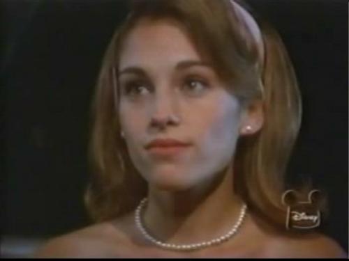 Amy Jo Johnson achtergrond containing a portrait entitled Susie Q