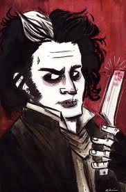 Sweeney Todd người hâm mộ Art