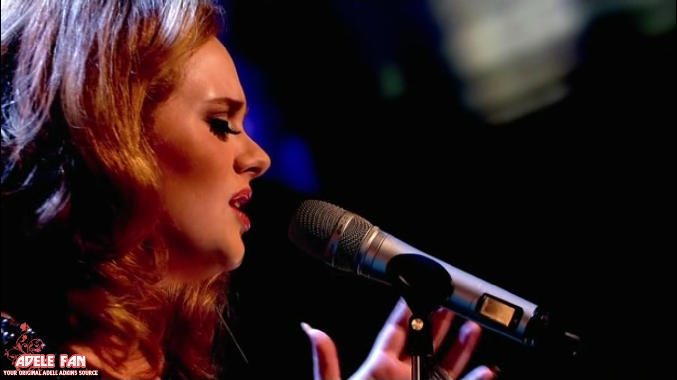 The jonathan ross show adele interview turning tables - Traduction turning tables adele ...