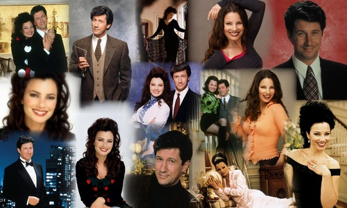 The Nanny wallpaper containing a bridesmaid titled The Nanny