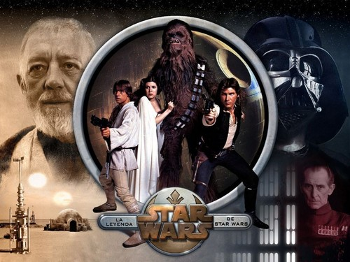 star, sterne Wars Hintergrund entitled The Original Trilogy: Characters