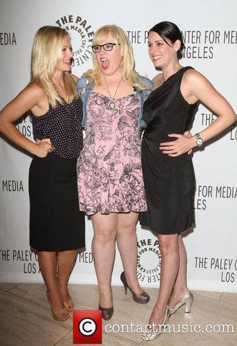 The girls @ Paley Fest