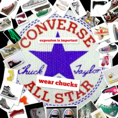 The whole turth! - converse Fan Art