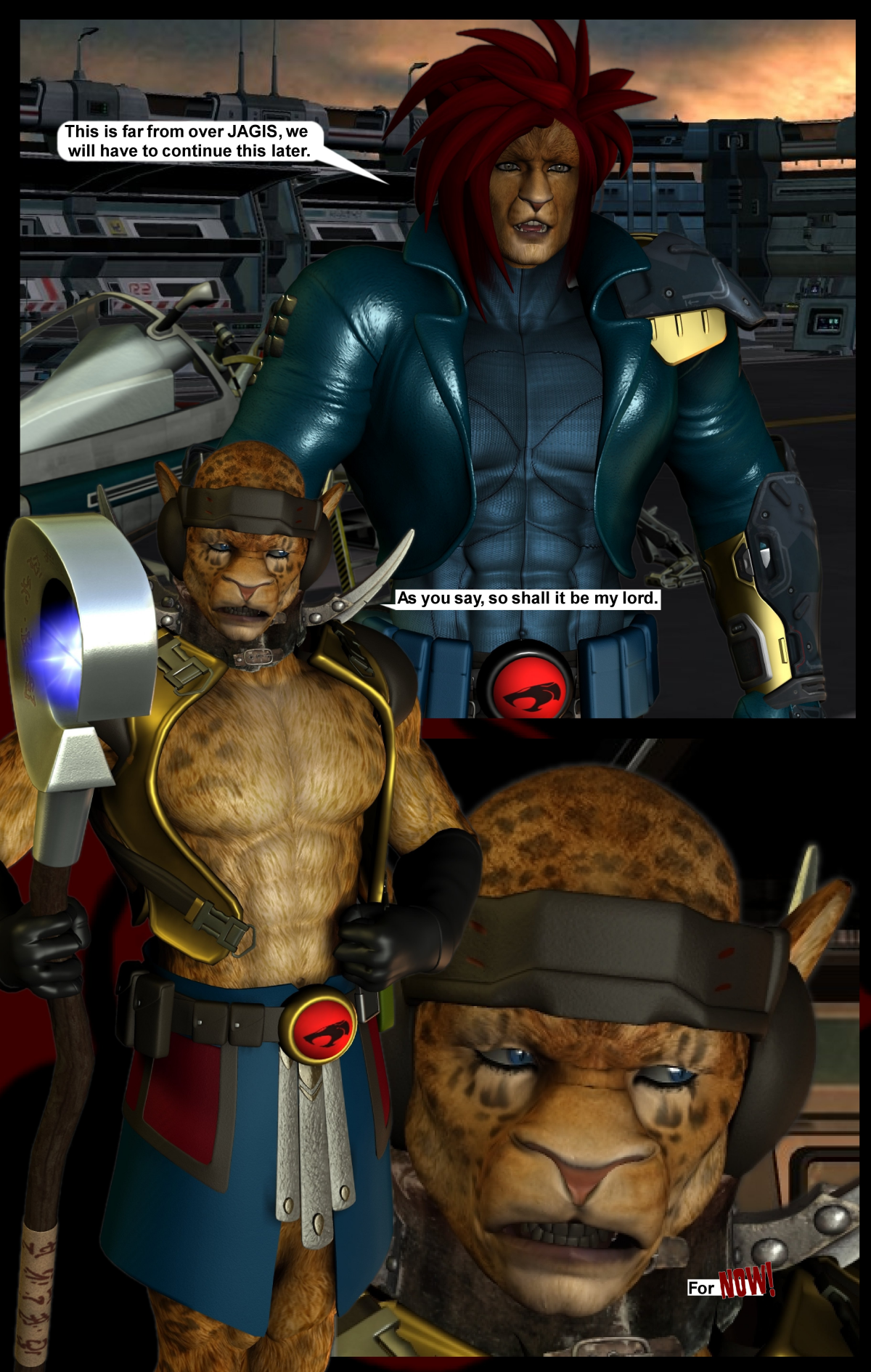 ThunderCats Chronicles Pg 25.