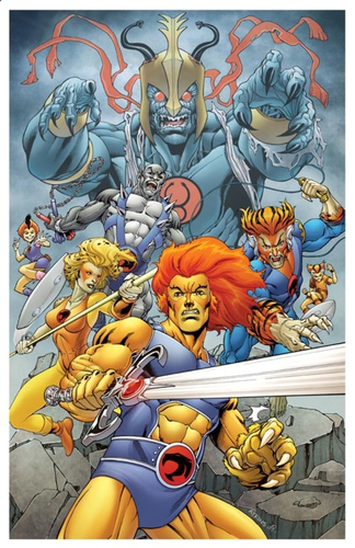 Thundercats wallpaper with anime called ThunderCats