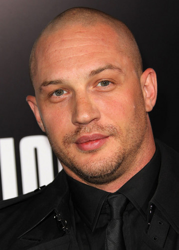 """Tom Hardy attends the Premiere of Lionsgate Films' """"Warrior"""" at the Arclight Hollywood on September"""