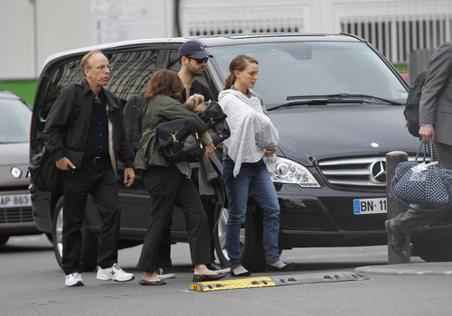 Travelling with family in Paris, France (September 8th 2011)