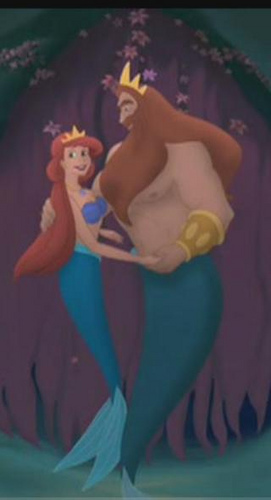 Triton and Athena