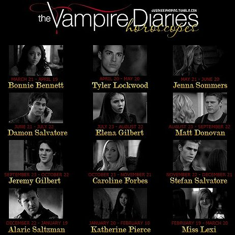 Tvd horoscope 3