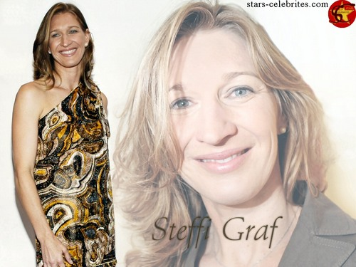 Steffi Graf in Successful And Sexy