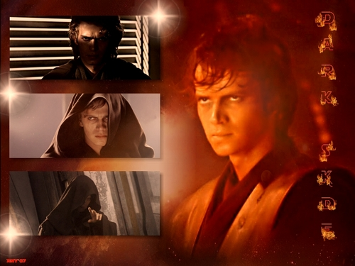 Anakin Skywalker fond d'écran possibly with animé entitled Wallpapers! I guess...