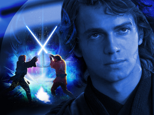 Anakin Skywalker Wallpaper Possibly With A Fountain Titled Wallpapers I Guess