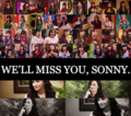 We Miss Ты Sonny!!!! :(
