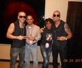 Yandel, Luis, Rosa & Wisin 2011 @ Prudential Center NJ